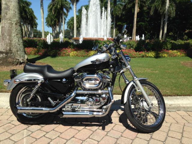 Harley Davidson Sportster  Th Anniversary