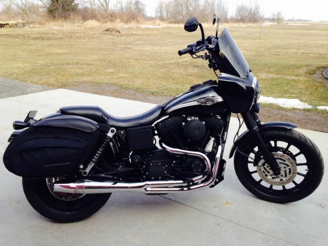 Harley Davidson Dyna Super Glide Th Anniversary