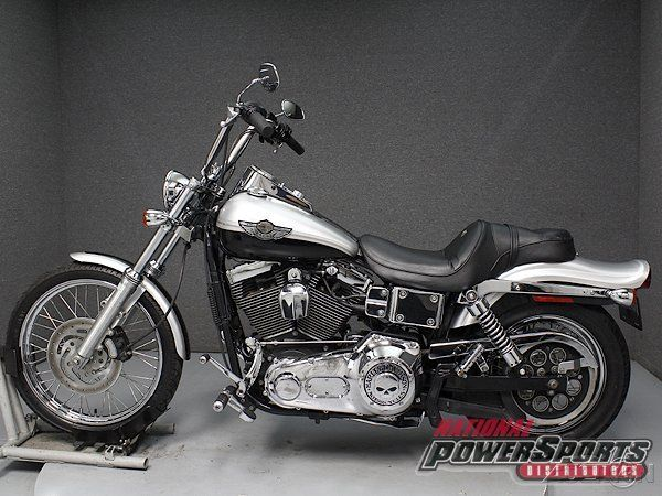 Used Cars Nh >> 2003 Harley-Davidson FXDWG DYNA WIDE GLIDE 100TH ...