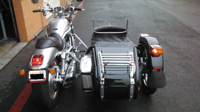 Harley 100 Year Anniversary Bike >> 2003 Harley-Davidson V-Rod, 100th Anniversary Edition, With SIDECAR