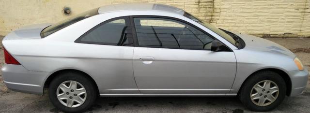2003 honda civic coupe manual