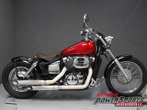 2003 honda vt750 shadow 750 spirit bobber. Black Bedroom Furniture Sets. Home Design Ideas