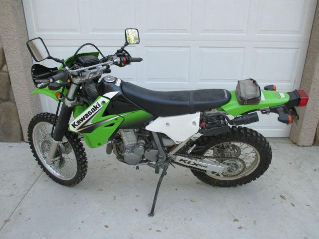 2003 Kawasaki Klx 400 Dual Sport