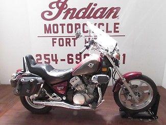 2003 Kawasaki Vulcan 750cc bags sissy bar windshield WE FINANCE