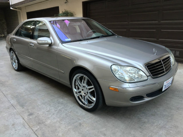 2003 mercedes benz s430 97k low miles immaculate for 2003 s500 mercedes benz