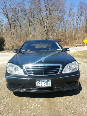 2003 mercedes benz s55 amg low miles designo espresso for Mercedes benz huntington phone number