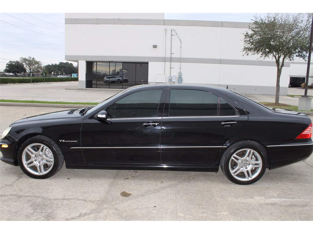 2003 mercedes benz s55 amg v8 5 5l super charged for 2003 mercedes benz s55 amg