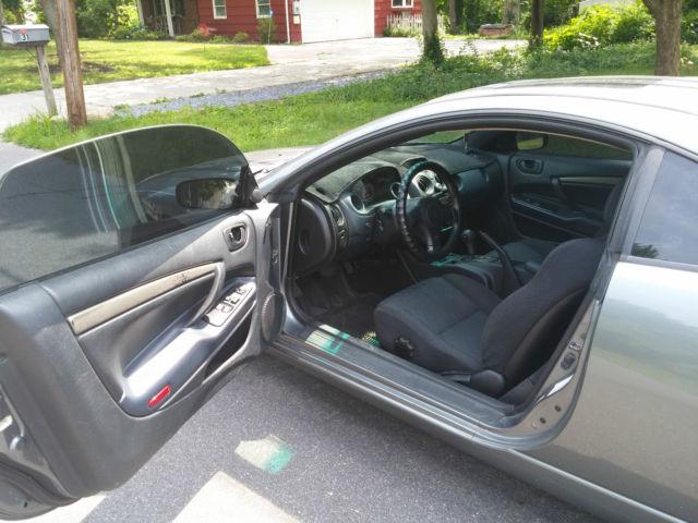 2003 Mitsubishi Eclipse Gs Coupe 2 Door 2 4l