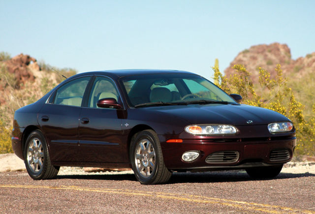 2003 Oldsmobile Aurora Final 500 Collector S Edition In