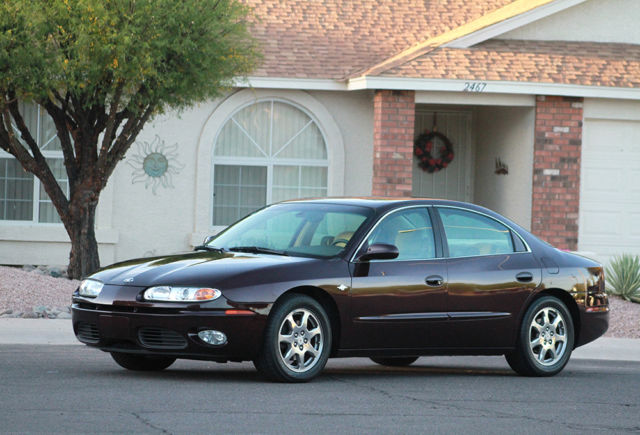 Longest Lasting Cars >> 2003 Oldsmobile Aurora Final 500 Collector's Edition in Showroom Condition