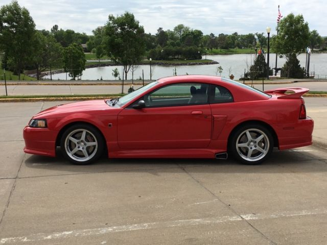 2003 ROUSH STAGE 3 FORD MUSTANG COUPE GT 99-04 ...