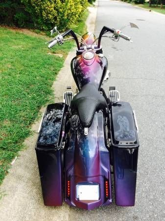 Yamaha V Star Custom Bagger on Yamaha Vin Location