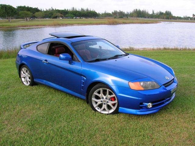 2004 tiburon v6