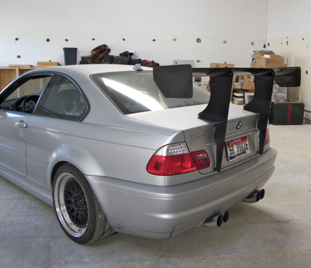 2004 BMW E46 M3 Track Day/DE Car, Low Miles