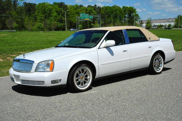 2004 Cadillac Deville Only 41k Miles Vogue Tyres