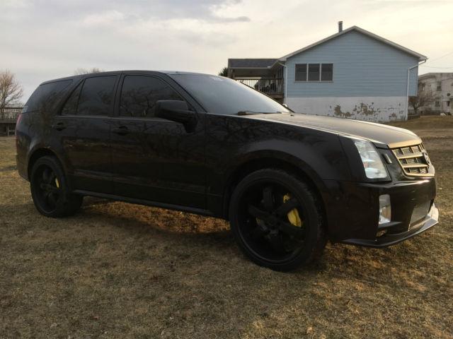 Cadillac Srx Confort Sport Utility Door L Custom Brembo Brakes