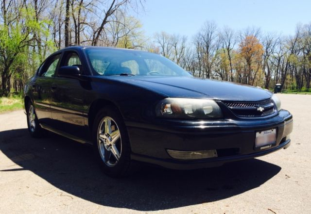 2004 chevrolet impala ss supercharged indy limited edition. Black Bedroom Furniture Sets. Home Design Ideas