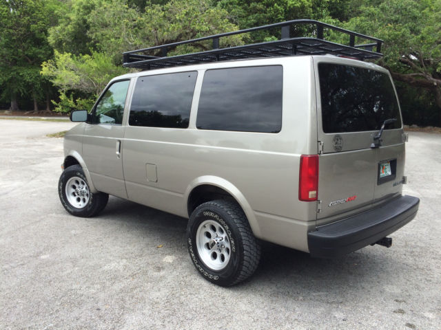 "Miami Used Chevrolet >> 2004 Chevy Astro Van - AWD with OLV 4"" lift"