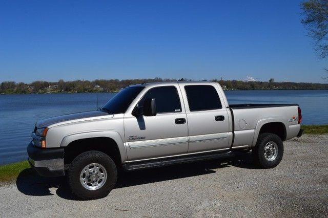 2004 chevy silverado 2500hd lt 66l duramax diesel w allison 2004 chevy silverado 2500hd lt 66l duramax diesel w allison transmission 4x4 freerunsca Choice Image