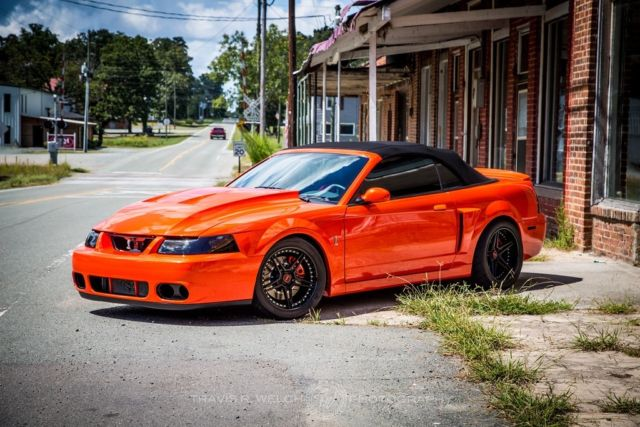 Lojack For Cars >> 2004 Competition Orange Custom Cobra Convertible
