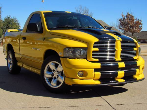 2004 dodge ram 1500 rumble bee 5 7 hemi v8 custom. Black Bedroom Furniture Sets. Home Design Ideas