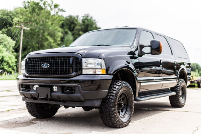 Ford Excursion X Limited Only K The Best Upgrades Must See Wow