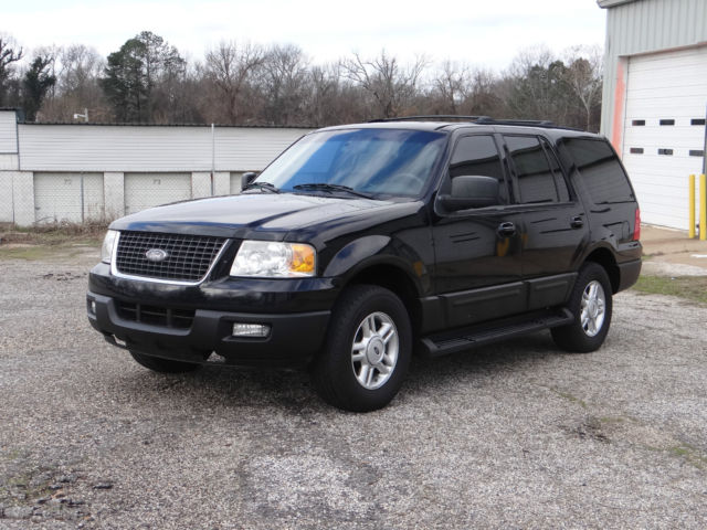 2004 ford expedition xlt sport 3rd row rear air. Black Bedroom Furniture Sets. Home Design Ideas
