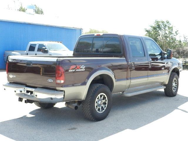 2004 ford f250 4x4 fx4