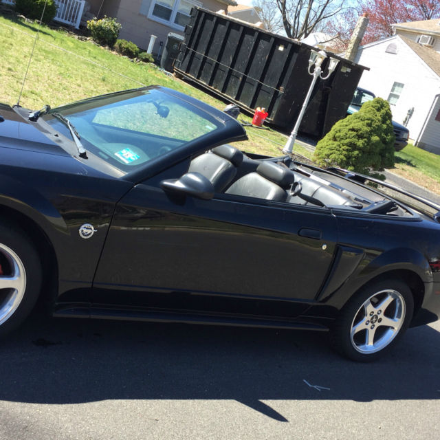 2004 ford mustang gt convertible anniversary edition 40th. Black Bedroom Furniture Sets. Home Design Ideas