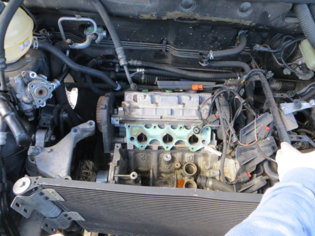 2004 Freelander Engine Parted Will Scrap Or Donate 2002