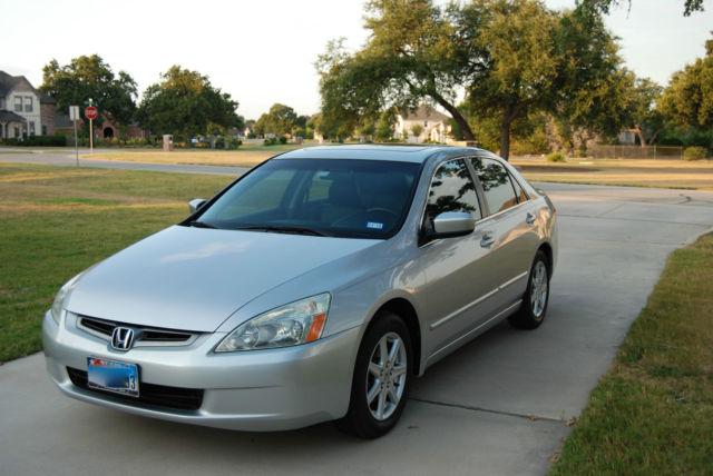 2004 honda accord ex v6 engine