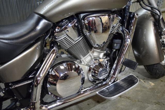 Honda Sioux Falls >> 2004 Honda VTX 1800. Gray. Custom Fairing with Stereo ...