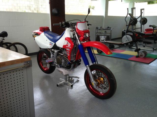 2004 Honda XR650R Supermoto