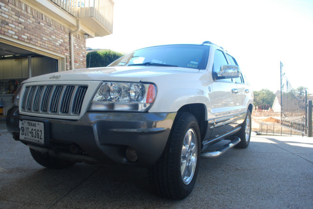 2004 jeep grand cherokee columbia edition 4 door 4 7l high output. Black Bedroom Furniture Sets. Home Design Ideas