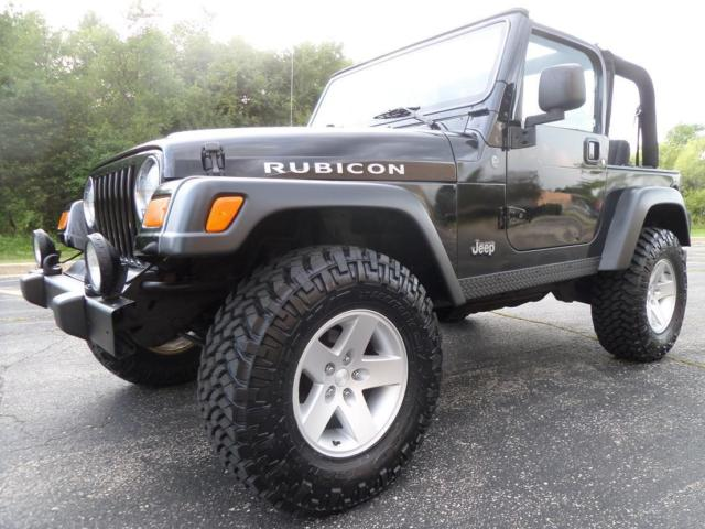 2004 jeep wrangler rubicon 4 0l 6cyl 5 speed manual dana 44 axles new tires. Black Bedroom Furniture Sets. Home Design Ideas