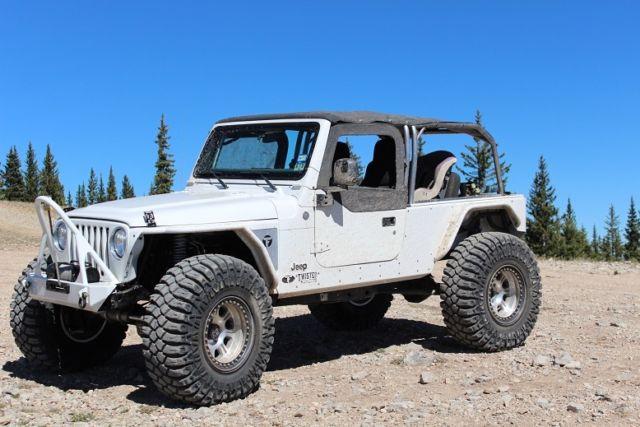2004 Jeep Wrangler Unlimited 42 U0026 39 S Truhi9 U0026 39 S 450hp Ls1 Rock