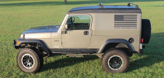 2004 Jeep Wrangler Unlimited Lj Custom Gr8tops Safari