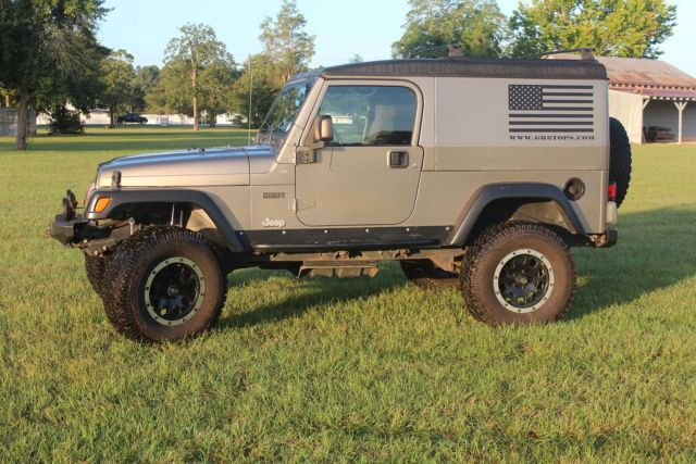 2004 Jeep Wrangler Unlimited Lj Custom Gr8tops Safari