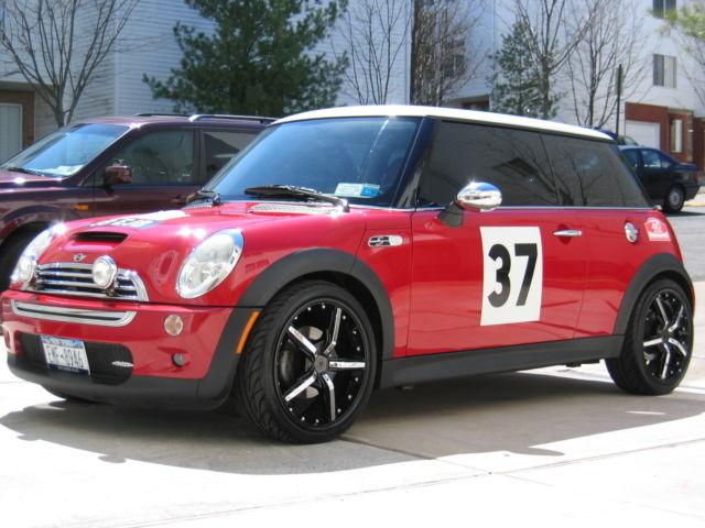 2004 Mini Cooper S Jcw John Cooper Works Mc40 Monte Carlo