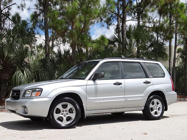 2004 Subaru Forester Timing Belt Replacement Schedule