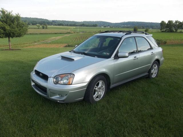 2004 subaru impreza wrx wagon manual 5 speed turbo 2 0t vehicles markets com