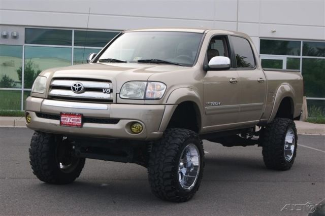 2004 Toyota Tundra Sr5 4 Door Lifted Big Tires One Of