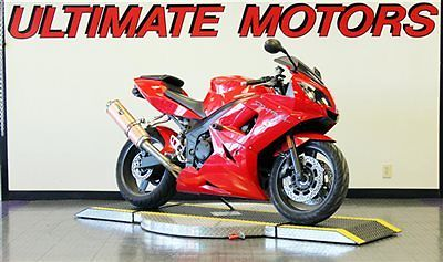 2004 Triumph Daytona 600 Low Miles Upgrades Great Condition