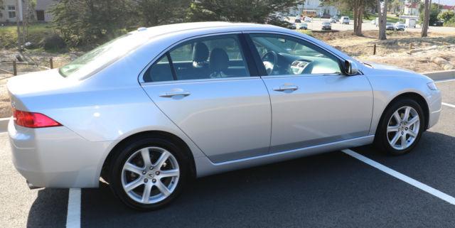 Acura TSX Manual Transmission Low Mileage - Acura tsx manual transmission