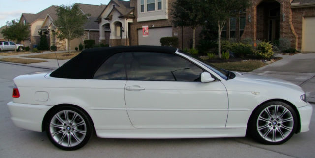 2005 Bmw 3 Series 330 Convertible