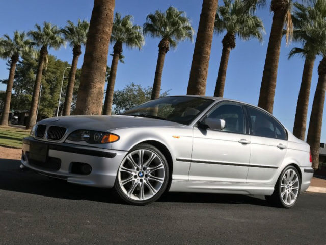 2005 BMW 330I ZHP M3 PERFORMANCE PACKAGE LEATHER XENON RARE E46 WOW!