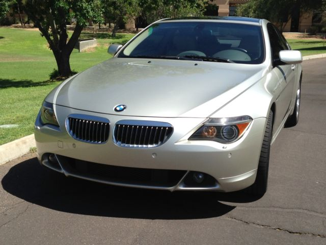 2005 BMW 645Ci Cpe Sport Package Navigation Stunning condition