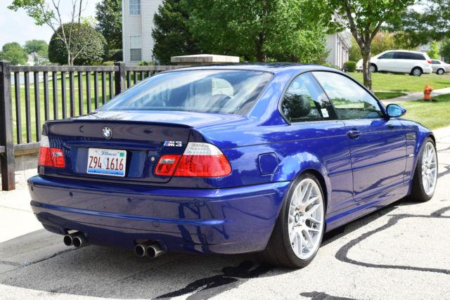 2005 BMW M3 1OWNER 17K INTERLAGOS COMPETITION SLICKTOP NO RESERVE