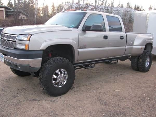 2005 chevrolet 3500 dually 4x4 6 6l duramax diesel crew. Black Bedroom Furniture Sets. Home Design Ideas