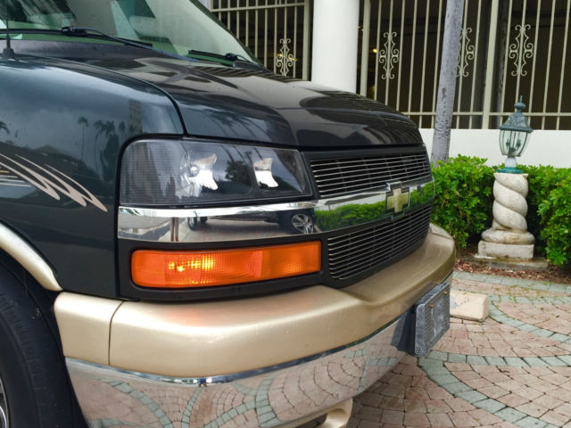 Chevrolet Express Conversion Van Regency Top Condition Like Gmc Savana